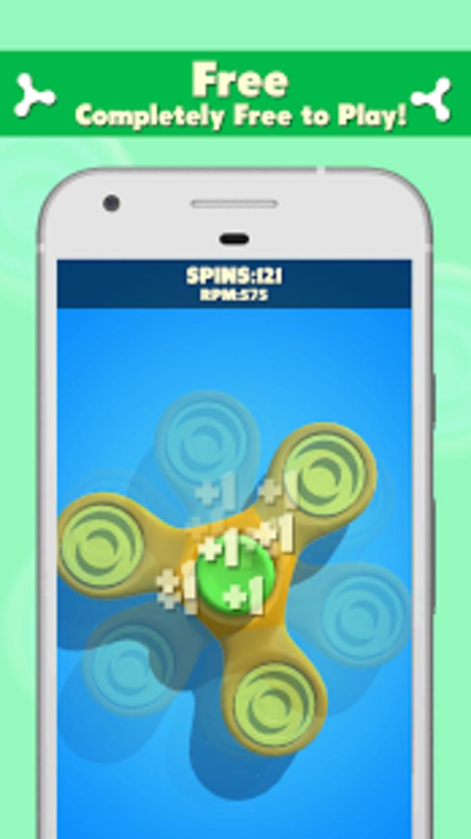 Spinner - Fidget Clicker