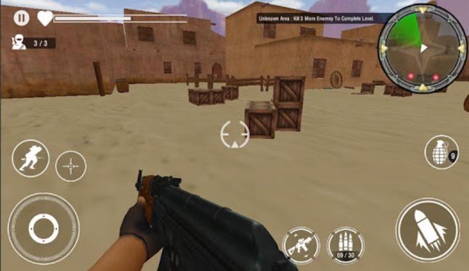 Bullet Strike: FPS Encounter Shooting Game 2021