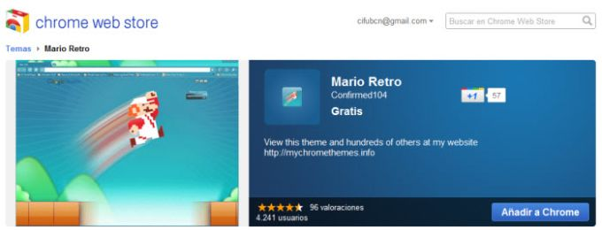 Mario Retro