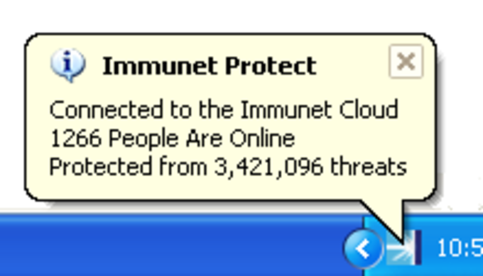 Immunet Protect