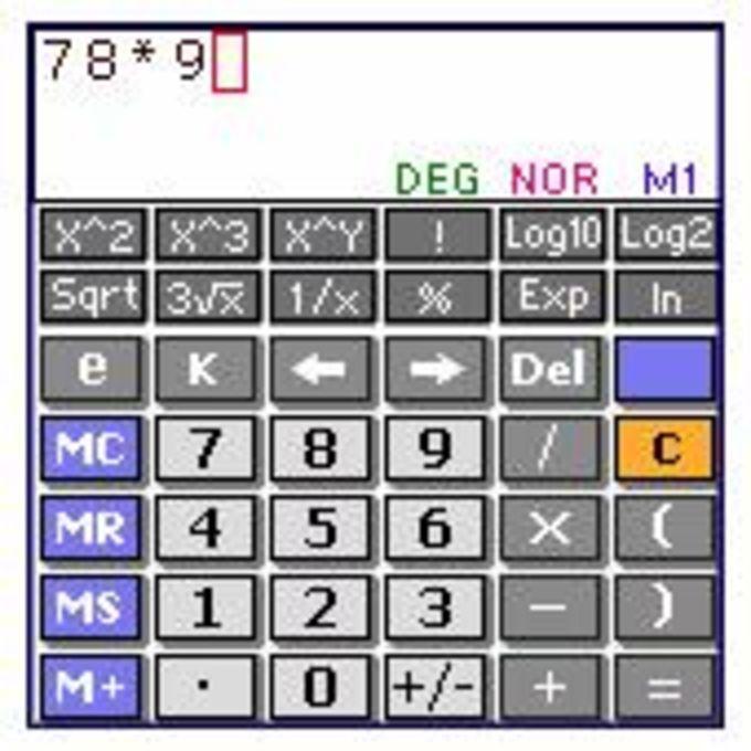 MxCalc SE