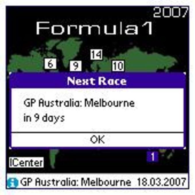 F1 Season 2007