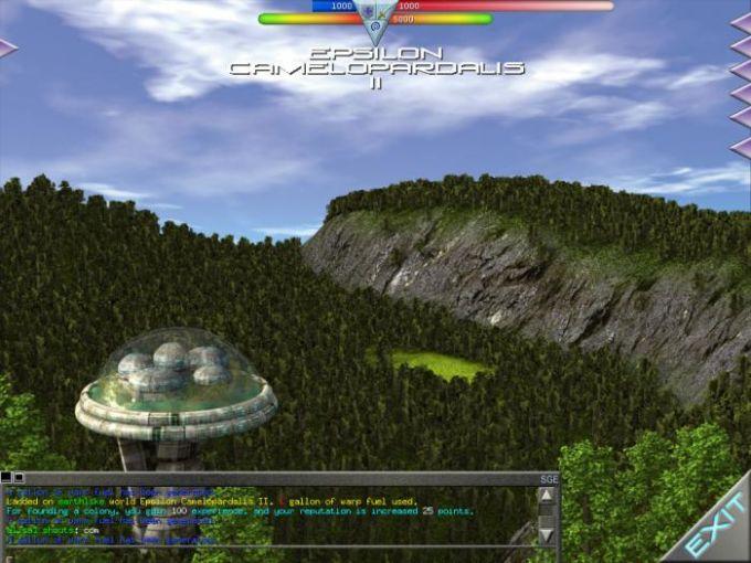 Starport Galactic Empires