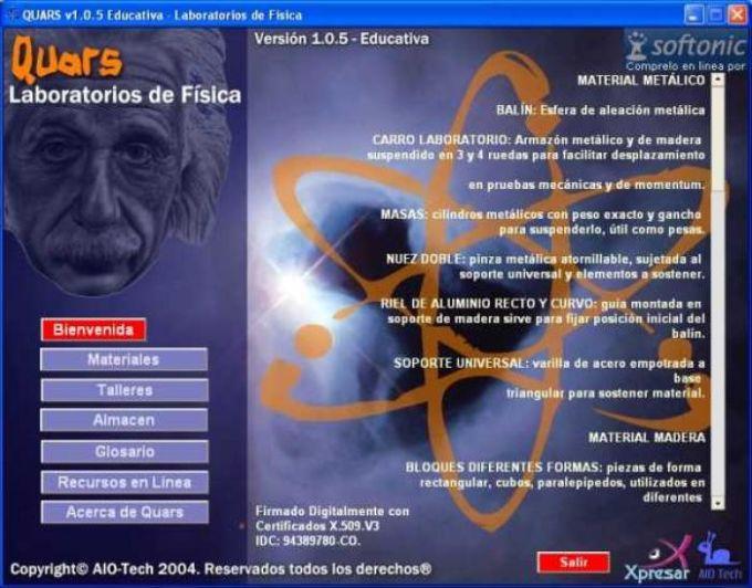 Quars - Laboratios de Física