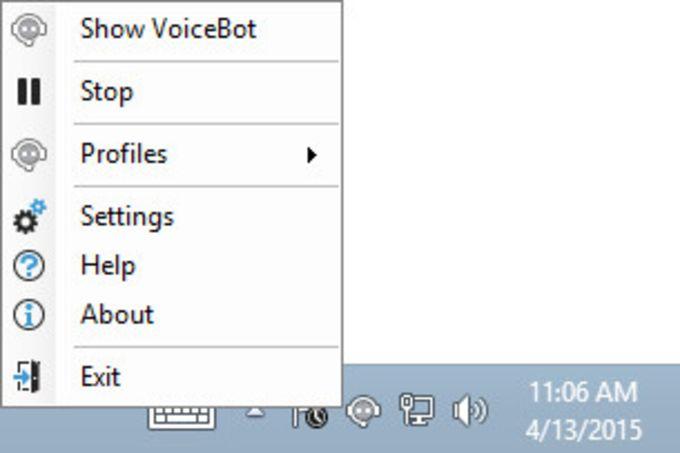 VoiceBot