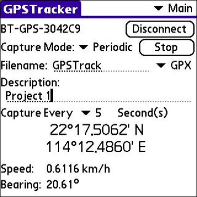 GPSTracker