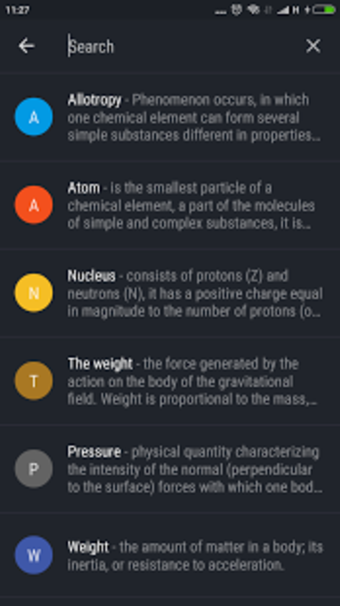 Periodic table 2018 pro for android download periodic table 2018 pro urtaz Images