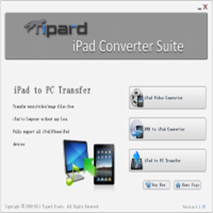 iPad Converter Suite