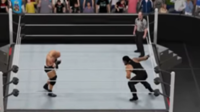 Hint WWE 2K17 Smackdown Walkthrough Trick