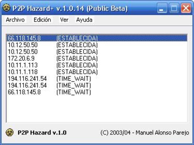 P2P Hazard