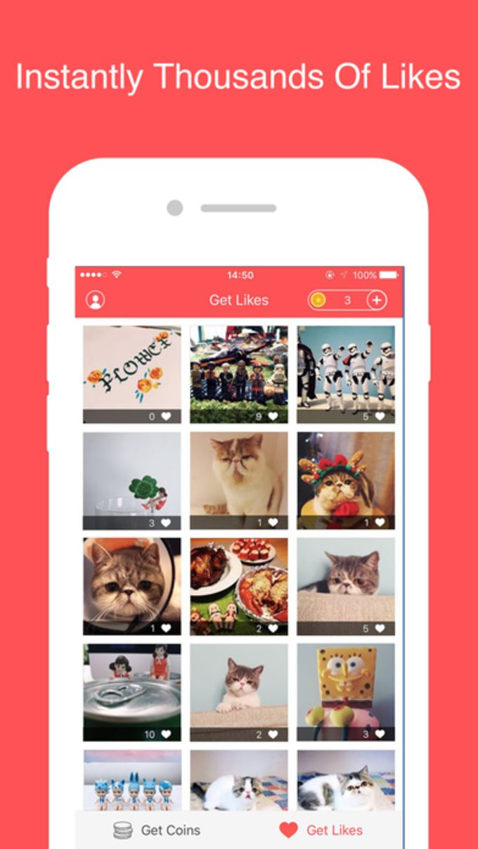 Like Booster for Instagram - Get Tons of Likes