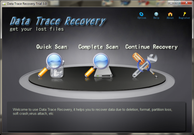 Data Trace Recovery