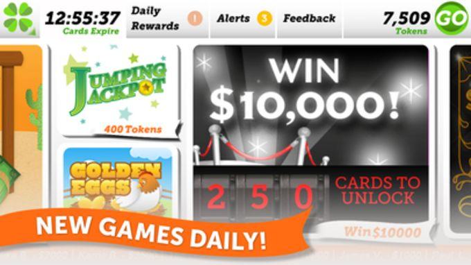 Lucktastic - Win Prizes. Earn Rewards.