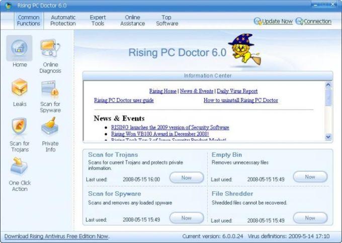 Rising PC Doctor