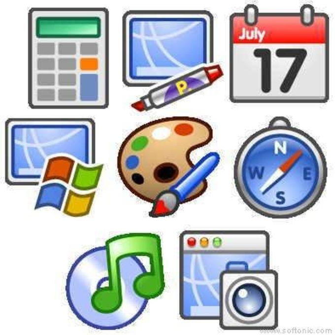 Clipper System Icons