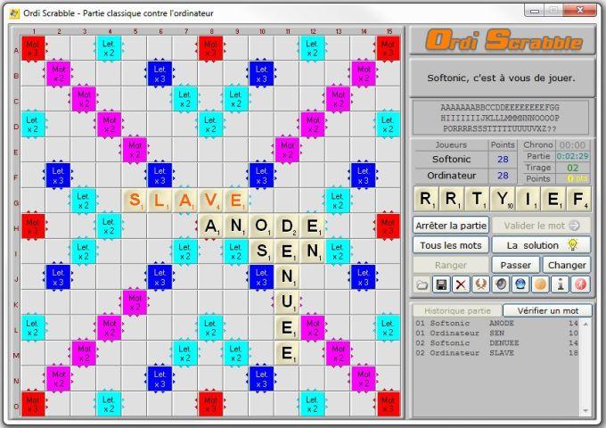 Ordi Scrabble
