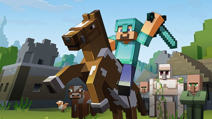 Minecraft Pocket Edition For Android Download - Minecraft spiele furs handy
