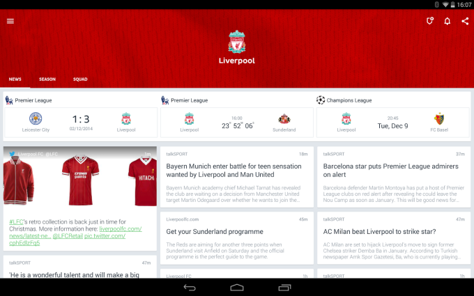 Onefootball Live Soccer Scores