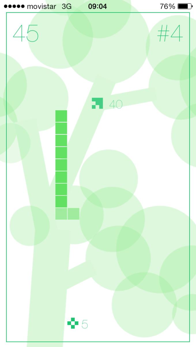 Snake for iOS 7