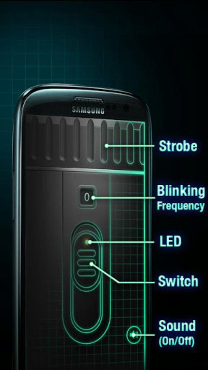 Superhelle LED Taschenlampe