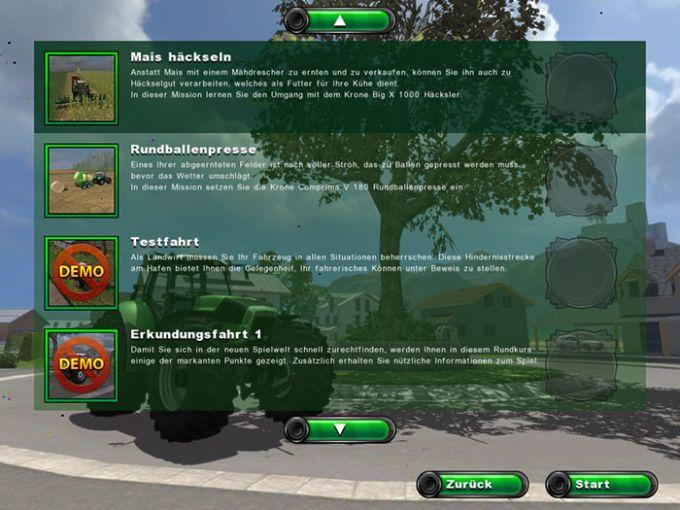 Landwirtschaftssimulator 2011