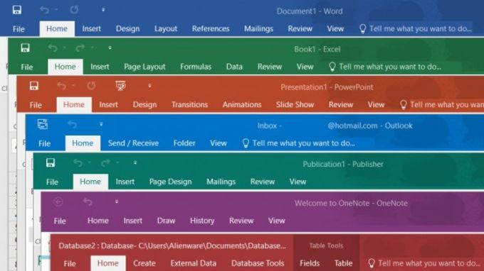Microsoft Office 2019
