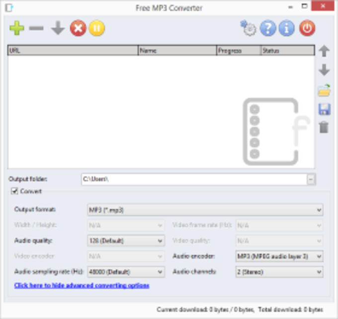 UpdateStar Free MP3 Converter