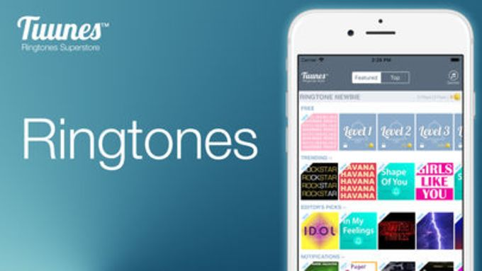 TUUNES: Ringtones  Music