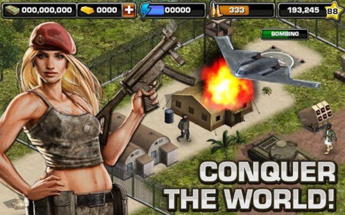 Modern War by GREE