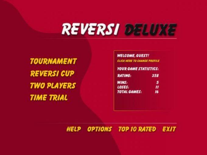 Reversi Deluxe