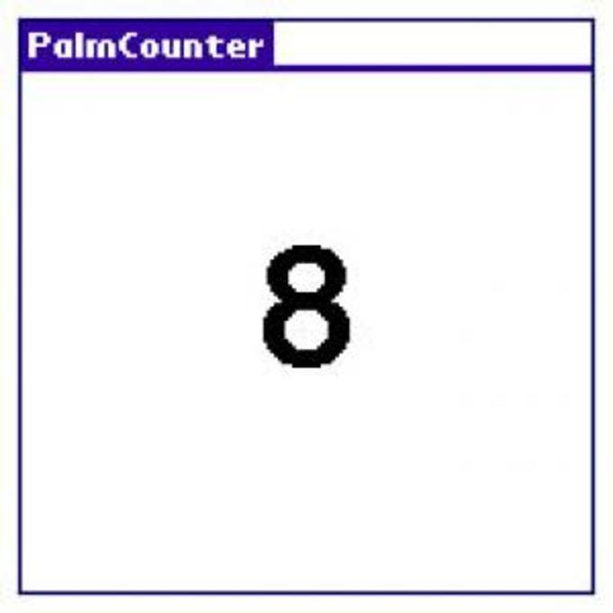 PalmCounter