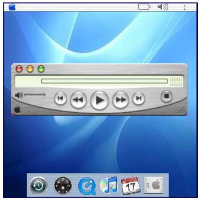 Mac OS X for Pocket Tunes