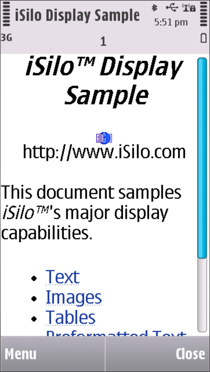 iSilo
