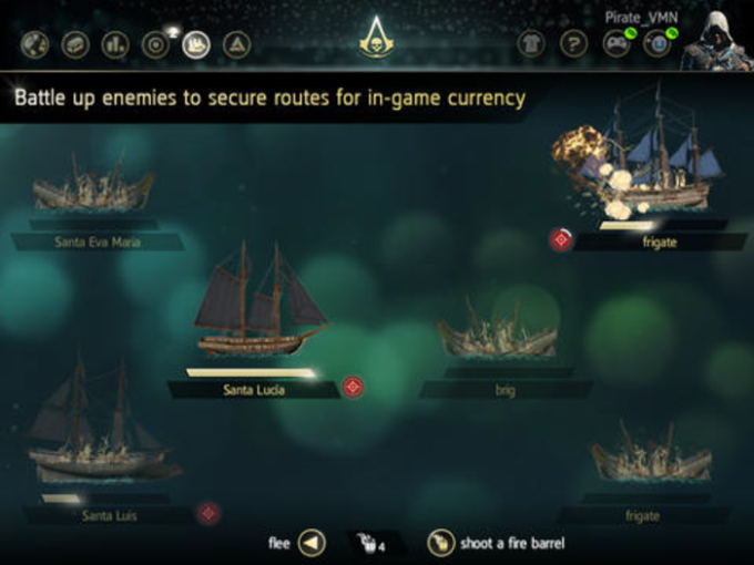 Assassin's Creed® IV Black Flag Companion