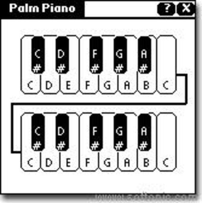 Palm Piano