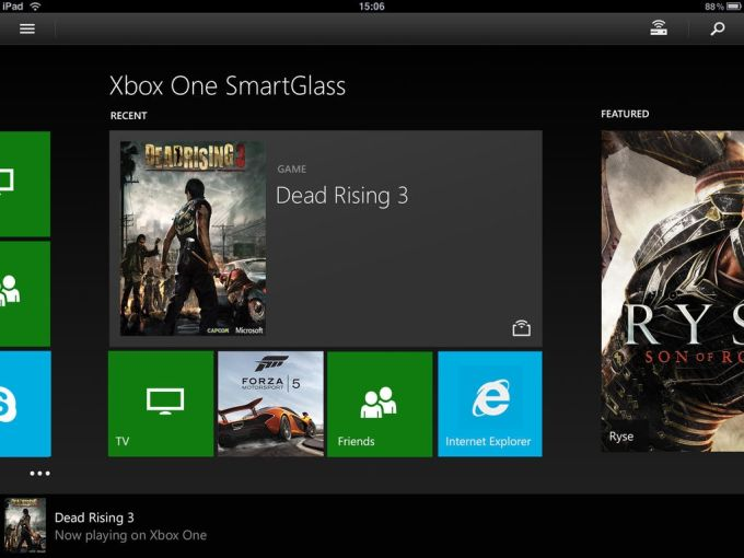 Xbox One SmartGlass for iPhone - Download