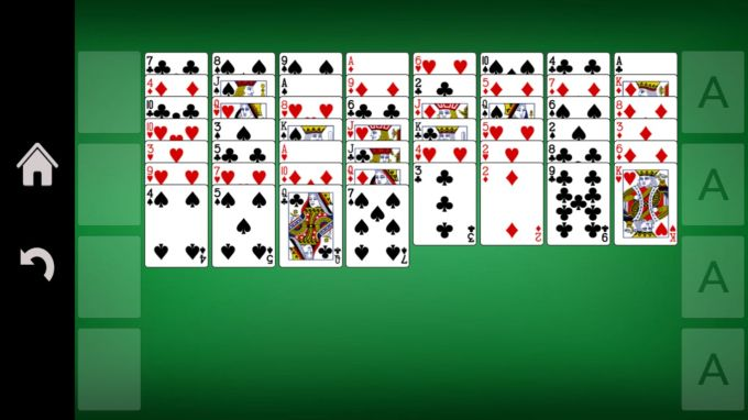 FreeCell Solitaire!!