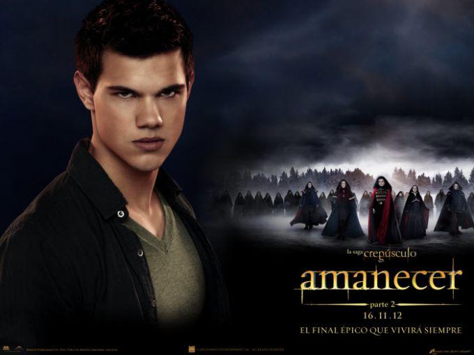 La Saga Crepúsculo: Amanecer Parte 2
