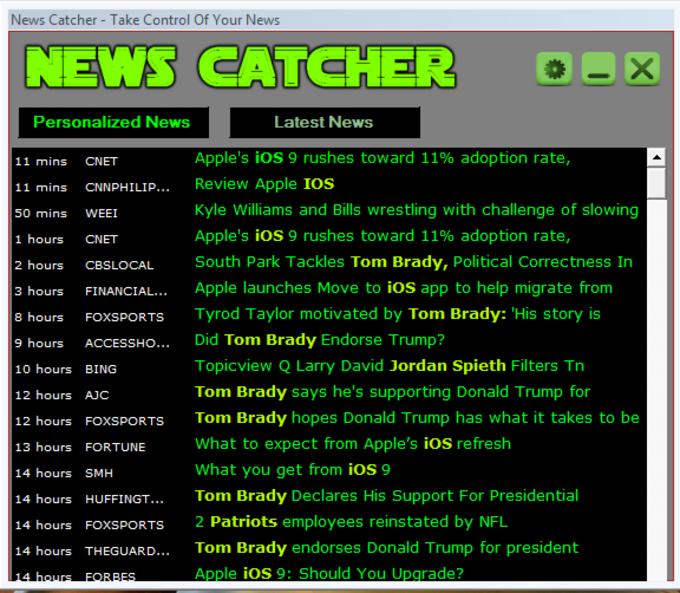 NewsCatcher