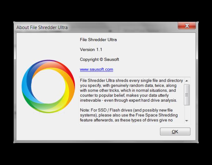 File Shredder Ultra