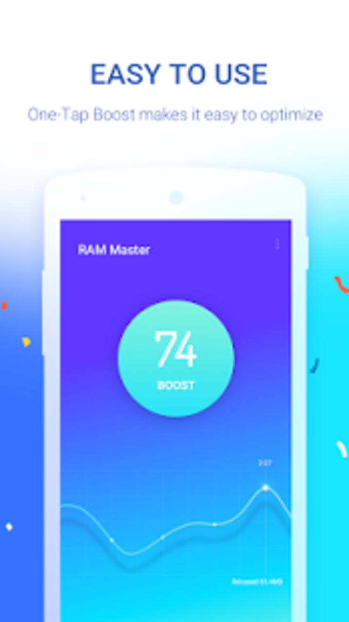 RAM Master  Memory Optimizer