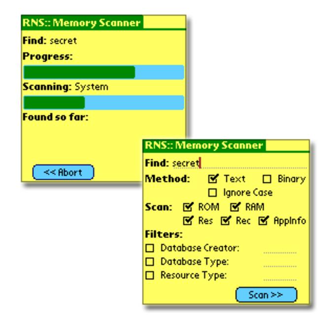 Memory Scanner