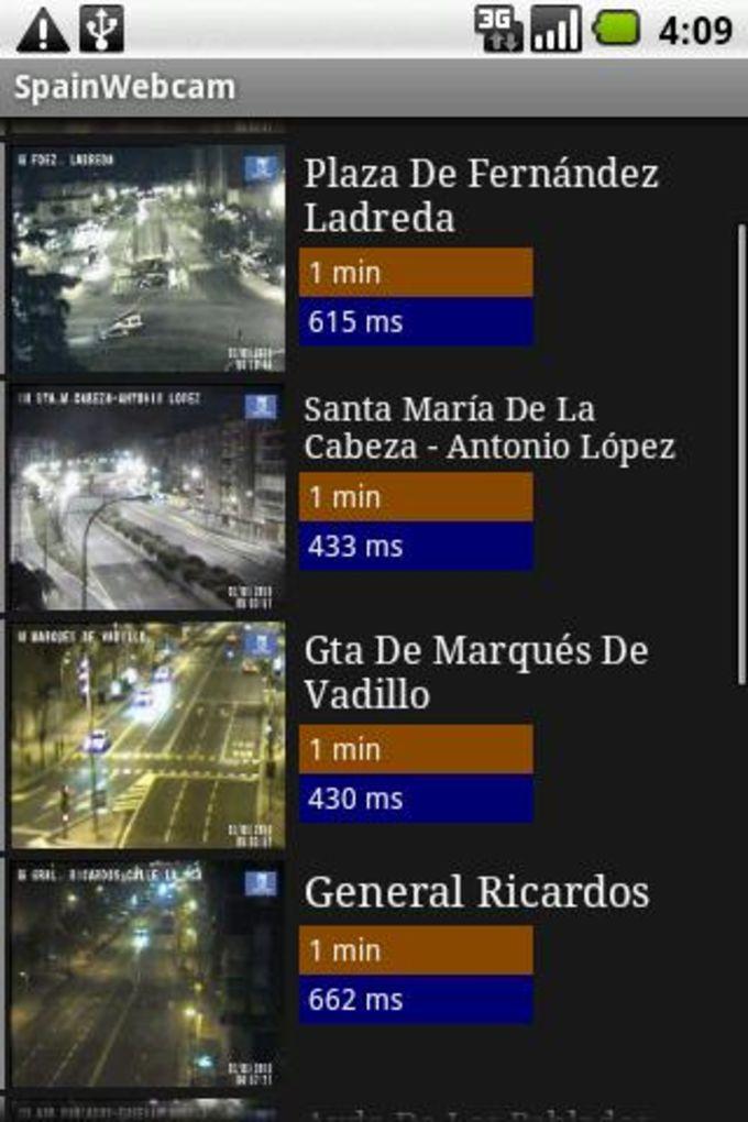 España Webcam