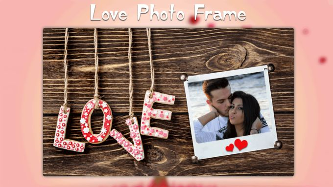 Love Photo Frames: Romantic Love Photo Frames