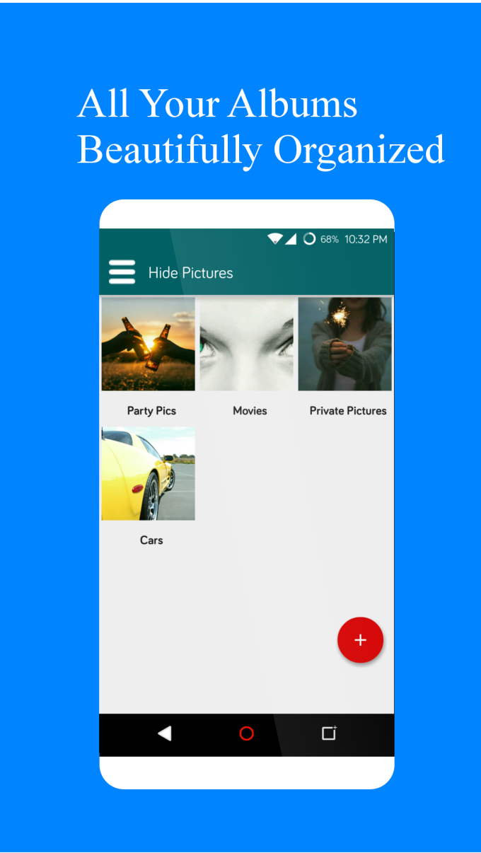 Hide Pictures on Android