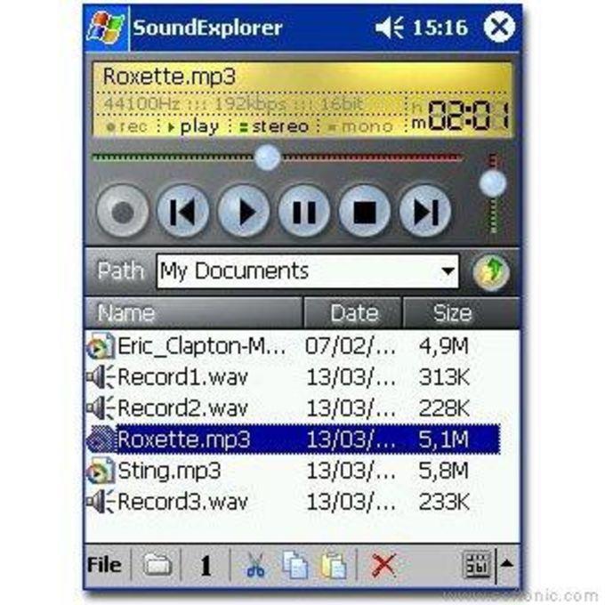 VITO SoundExplorer 2005