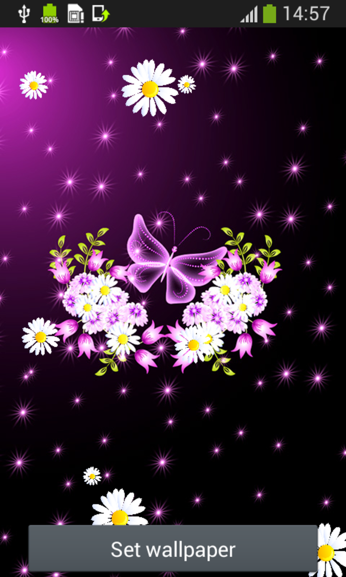 Butterfly Live Wallpapers