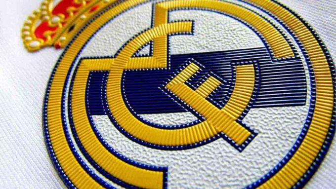Teclado del Real Madrid CF