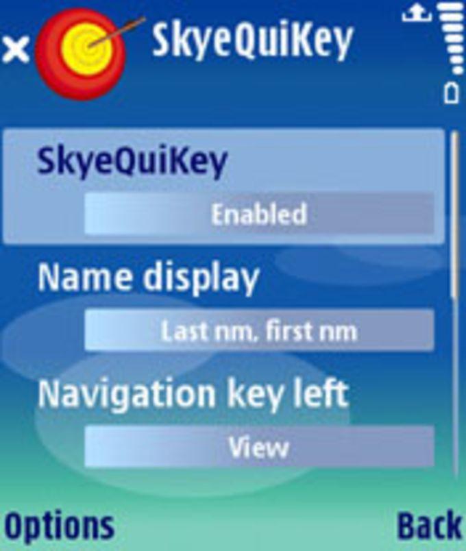 SkyeQuiKey