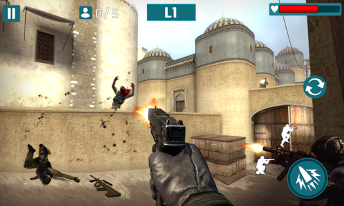 SWAT Shoot Killer